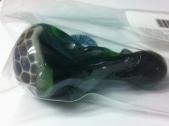 Seized pipe