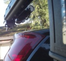 View from body mounted camera at a high risk call.
